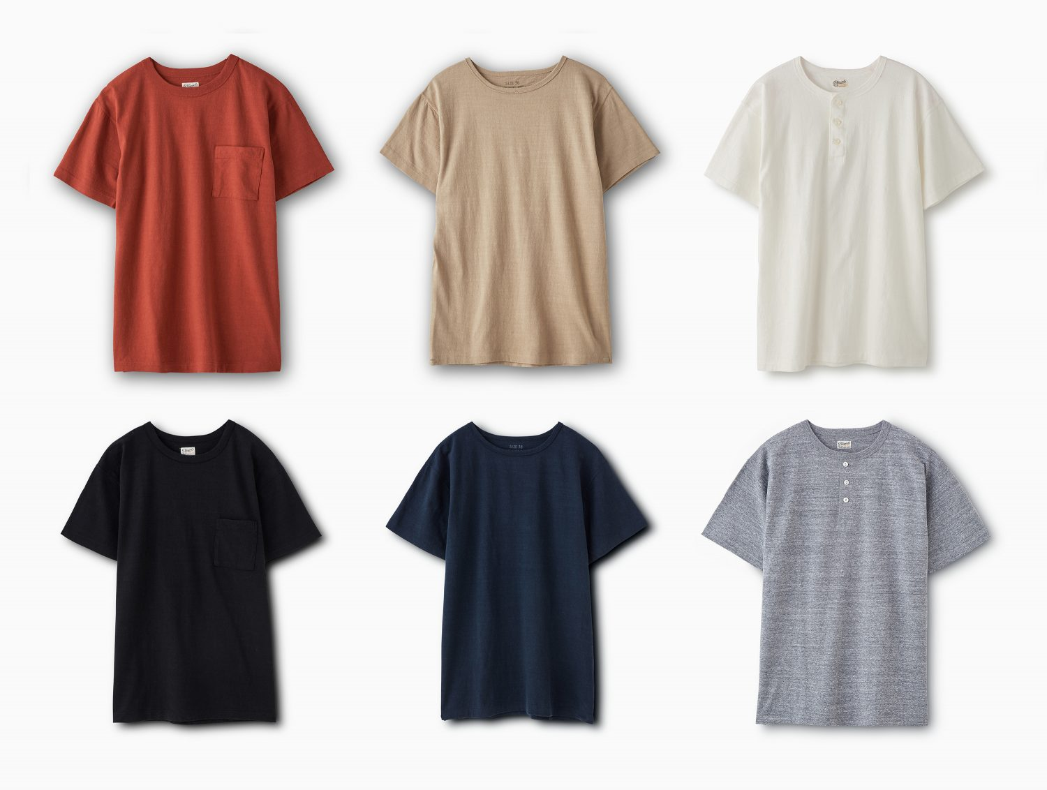 "Permanent Products ""Loopwheel Knitting Tees"""
