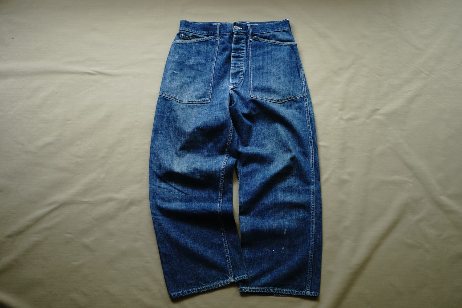 "Reprinted Product ""Mil Trousers"""
