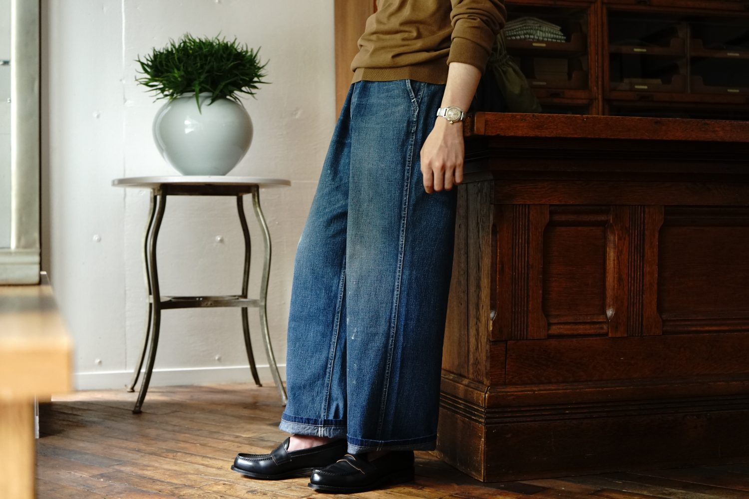 """Reprinted Product """"Mil Trousers"""""""