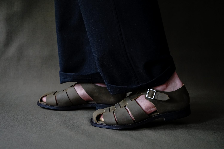 "Seasonal Products ""Gurkha Sandal"""