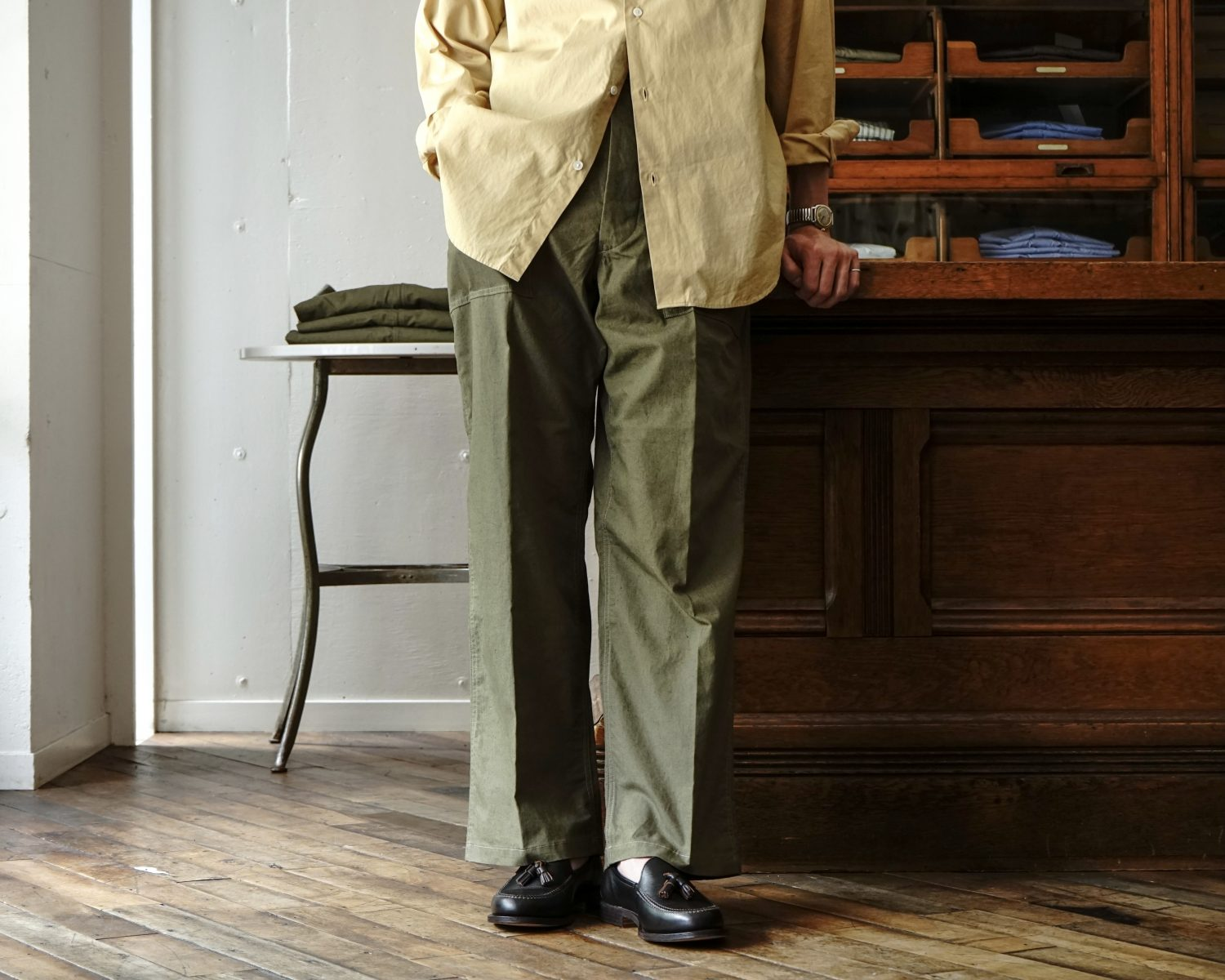 """Limited Product """"C/L Baker Trousers"""""""